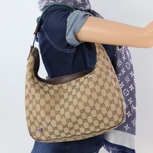 💎✨Authentic✨💎GUCCI Brown Cross Body Shoulder Bag
